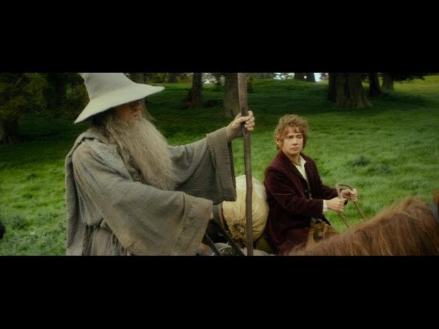 Бильбо Бэггинс - Начальник Чукотки (The Hobbit. An Unexpected Начальник Чукотки) A.Ushakov
