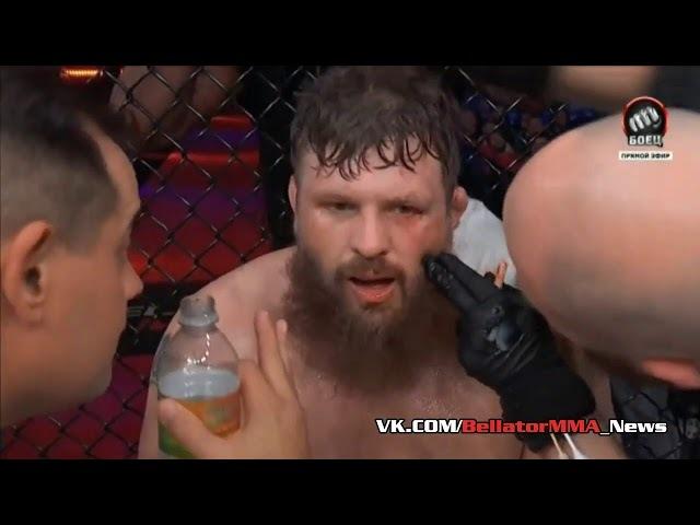 Bellator 194: Roy Nelson vs. Matt Mitrione 2 полный бой 17.02.18