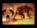 Падший ангел - Photoshop CS6. Покадровая анимация