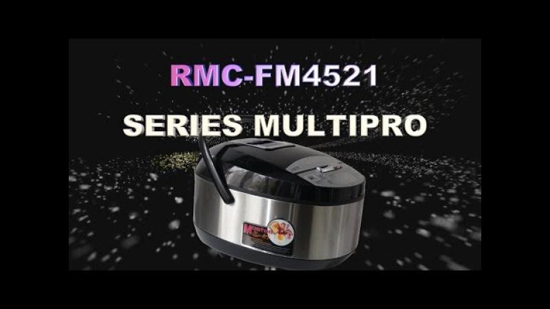 REDMOND MasterFry FM4521 Профессиональный обзор мультиварки