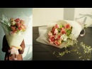 [꽃수업] 핑크 꽃다발 / [flower lesson] hand-tied bouquet