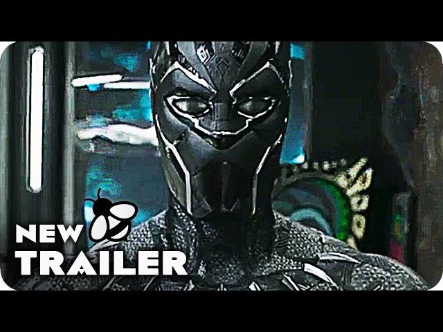 Marvels Black Panther International Trailer 2 (2018)