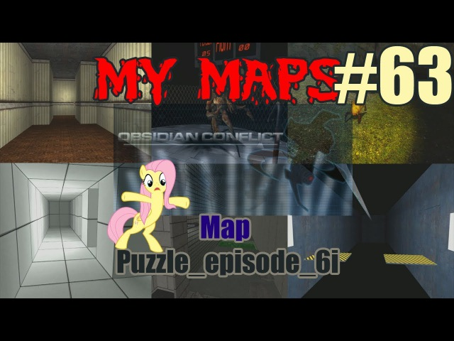 Obsidian Conflict My Maps 63 Map Puzzle_episode_6i with a MaRkO