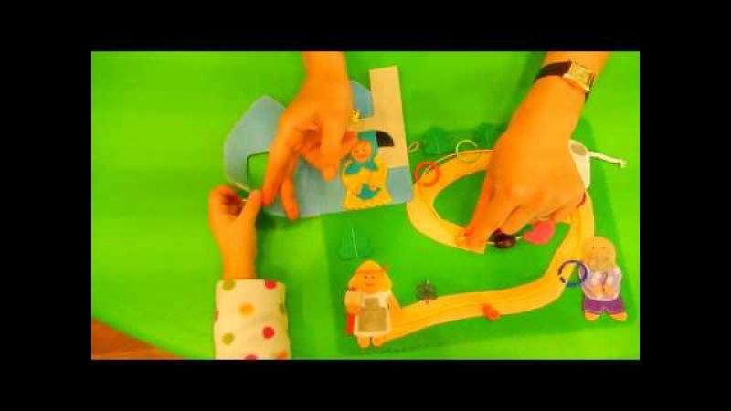 Неговорящие дети Вызывание слов с помощью развивающего планшета Петушок и бобовое зернышко