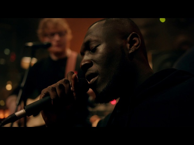 STORMZY - BLINDED BY YOUR GRACE, PT. 2 [ACOUSTIC] FT. WRETCH 32, AION CLARKE ED SHEERAN