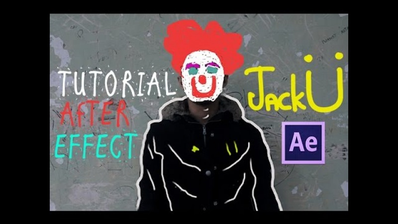 After Effect Tutorial Where Are U Now