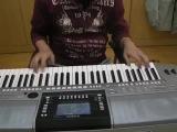 Cheri Cheri Lady-Modern Talking( Yamaha PSR S-910) · #coub, #коуб