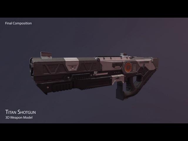 Tim Polyak 3D Hardsurface Demo Reel 2017
