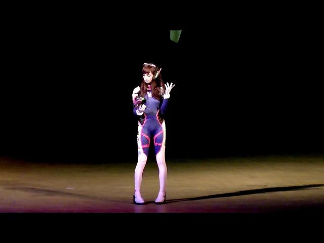 Akari 2017 39 Дарья Химэ - D.Va
