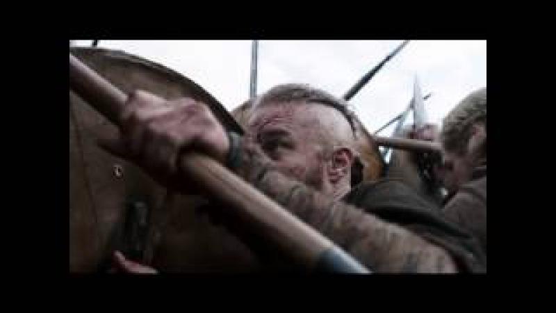 Схватка отряда Нортумбрии и Викингов