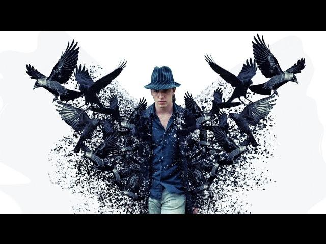 Crow dispersion effect Photoshop tutorial