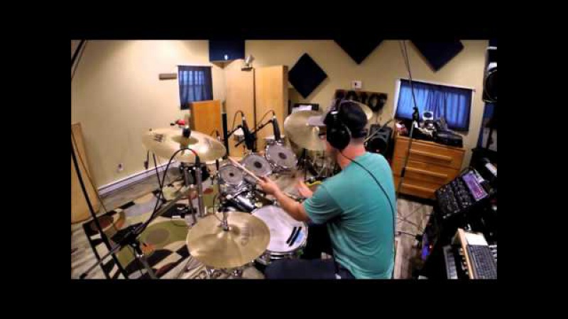 David Lepage - Drum Solo ''Rototom''