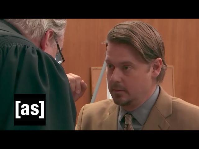 Highlights From Day 2 | Tim Heidecker Murder Trial | Adult Swim