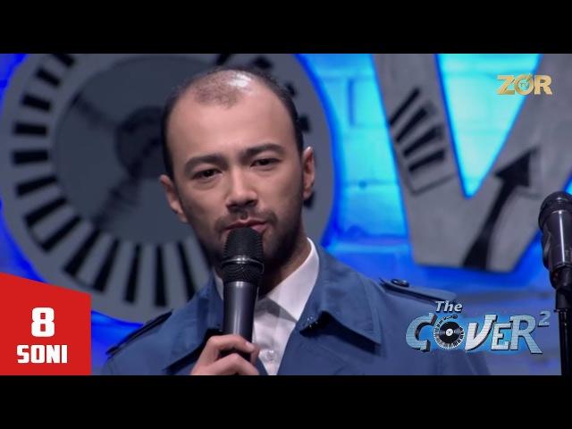 The Cover Up (2-mavsum) 8-soni (Jahon Estradasi)