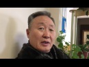 Консул Монголии в Иркутске Лувсандагва Амарсанаа встретился с монгольской сбор