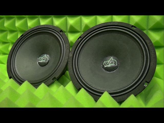 Обзор и Прослушивание Динамиков Deaf Bonce DB-MX80!