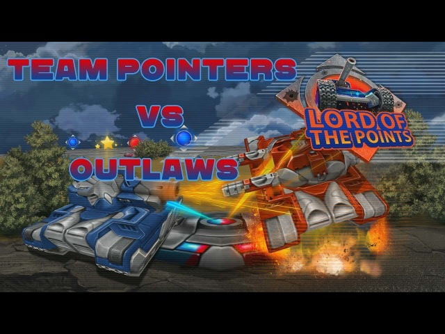 OUTLAWS vs Team Pointers TOF Lords of the Points 2018 20.3.2018