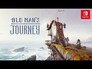 Old Man's Journey - Nintendo Switch Trailer