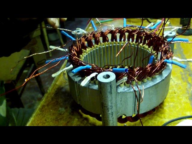 Расчёты и практические идеи которые значительно облегчат пути постройки ветрогенератора, плюс тесты