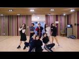 Lovelyz (러블리즈) - 종소리 (Twinkle) Dance Practice (Mirrored)