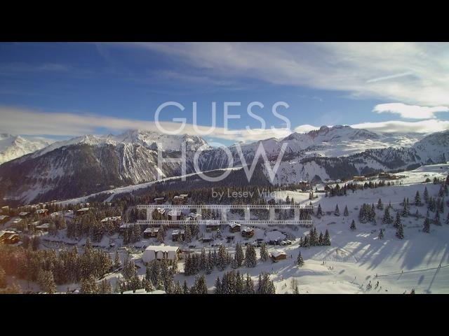 Куршевель. Невероятные приключения 100 сноубордистов в Альпах. Courchevel 2016