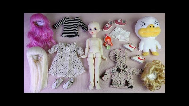 ★구체관절인형 카날코드 치비나비[USD]개봉후기★Ball Jointed Doll CanalCode Chibi Nabi Unboxing/BJD유딩이