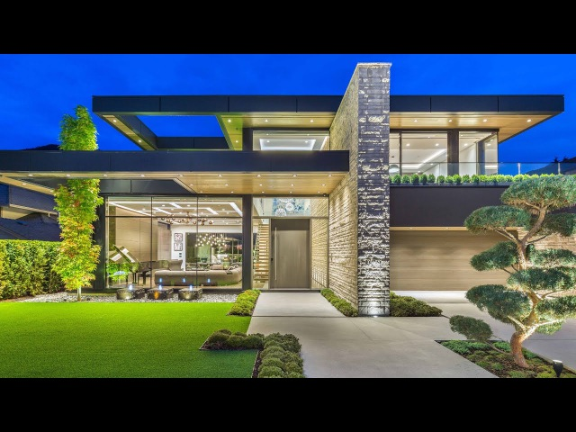 Winner of Best Single Family Home in Canada 2016/2017 | Marble Construction - 360hometours.ca Inc