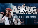 Asking Alexandria - Not the American Average | Sumerian 10 Years In The Black | Seattle, WA 10/25/16