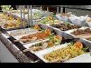 Megafood - Biggest Cruise Ship Food
