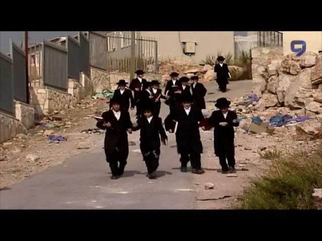 Бесчинства ультраортодоксов в Израиле...
