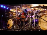 Kai Hahto w Pearl Reference Pure Drums   Wintersun - The way of the fire