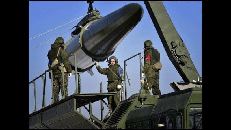 «С какого перепугу?»: Россия не будет сообщать HATO об «Искандерах» в Калининграде
