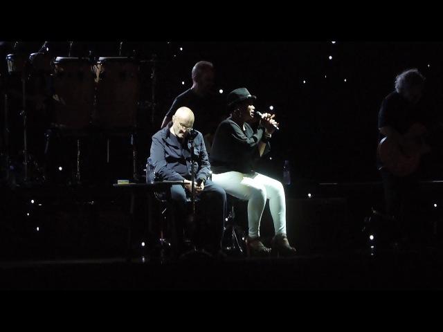 PHIL COLLINS no BRASIL - SP - SEPARATE LIVES | 25.02.18 - ALLIANZ PARQUE