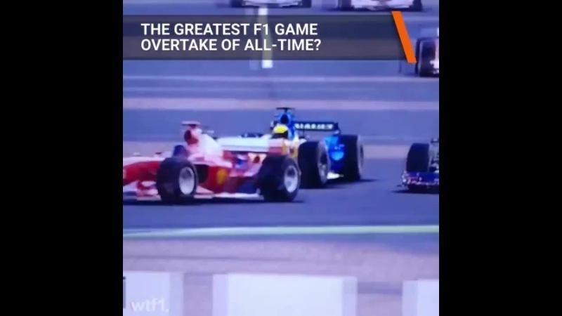 How to Overtake