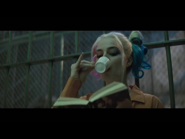 Harley Quinn You don't own me Suicide Squad