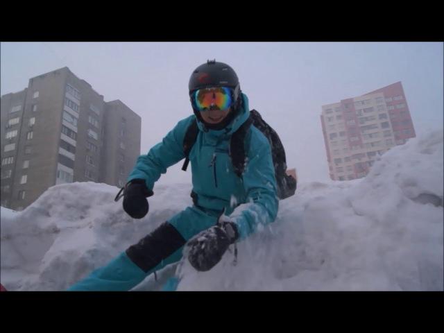 Этап II. Легенда Снежного Города. Никита Руджиев