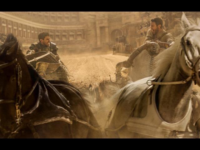 Видео к фильму «Бен-Гур» (2016): Трейлер (дублированный)