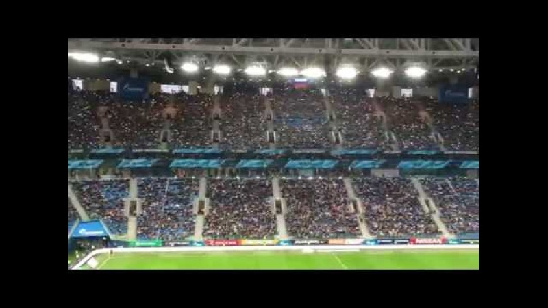 Зенит - Урал (Фонарики, 02.12.2017)