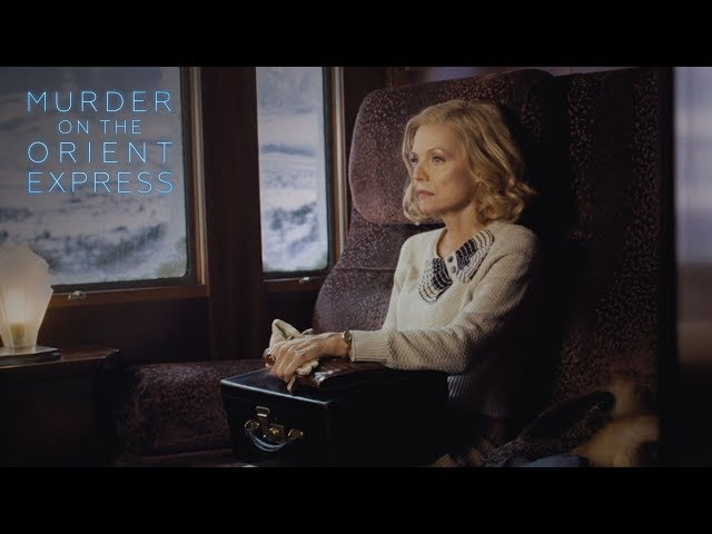 Murder on the Orient Express | Never Forget Performed by Michelle Pfeiffer | 20th Century FOX