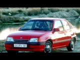 Opel Kadett Frisco 3 door E 1990–91