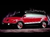 Pontiac Montana Thunder Concept