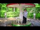 Петергоф фонтаны шутихи