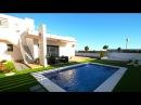 Cмежные дома в районе La Alberca города Polop, современная недвижимость в Испании у моря