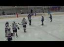 Второй период игра команд СКА-Газпромбанк - Динамо 18.02