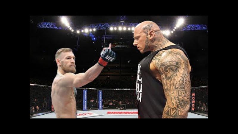 Conor McGregor INSTANT KARMA MMA