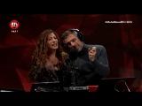 Ermal Meta e Fabrizio Moro ritirano il premio RTL 102.5