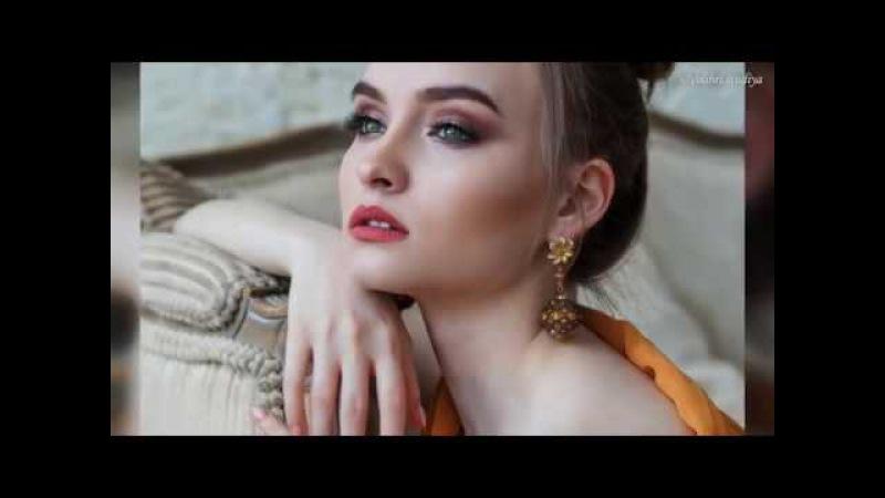 Демо видео портфолио модели модельное агентство