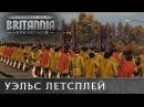 🇷🇺 Уэльс - летсплей Total War THRONES OF BRITANNIA с переводом на русский
