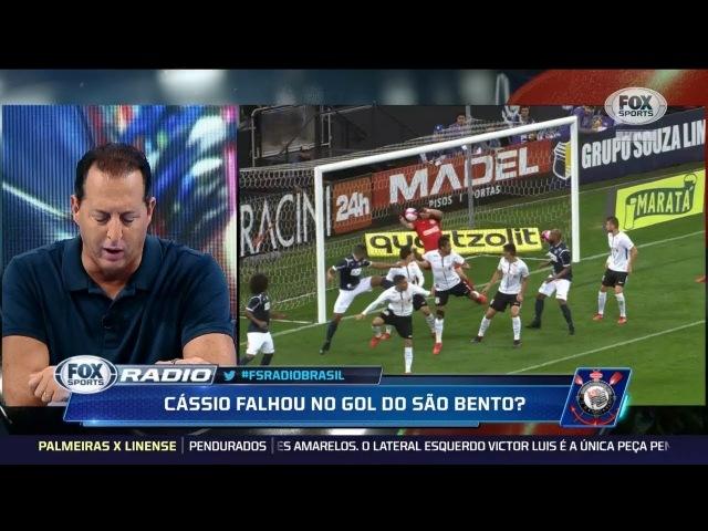 Fox Sports Rádio | Debate | Corinthians 0 x 1 São Bento | Paulistão 2018 | 15022018