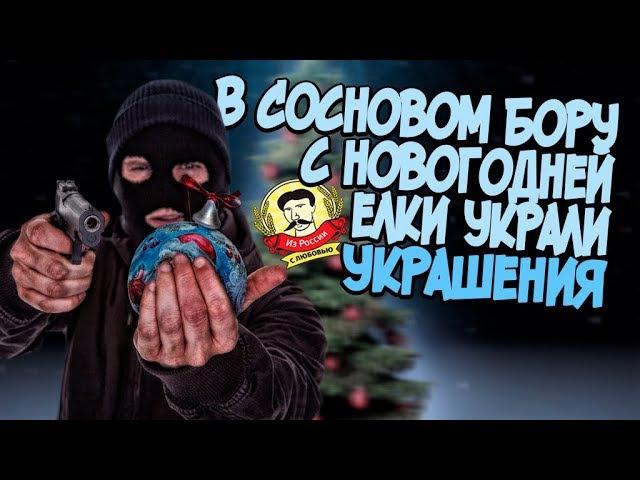 Из России с любовью. В Сосновом Бору с новогодней елки украли украшения